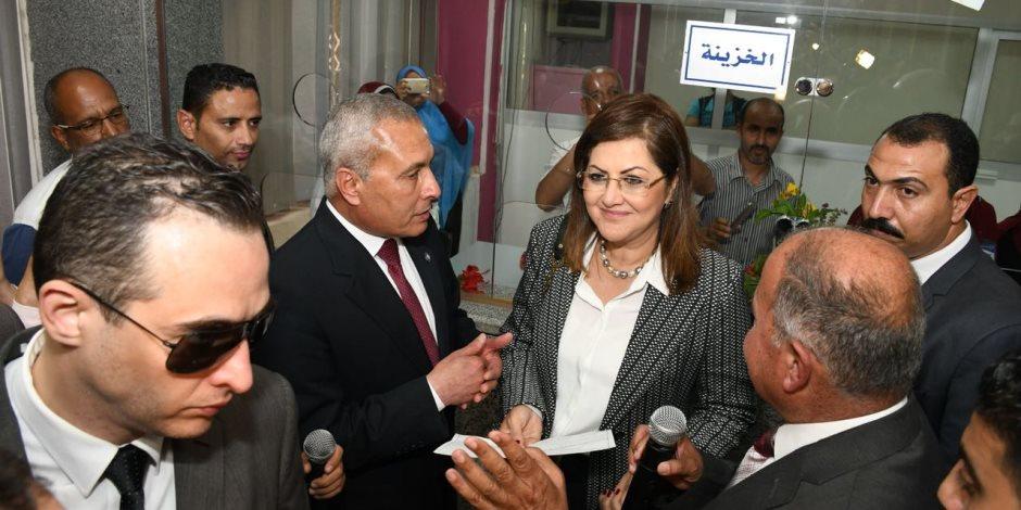 الحكومة تستعد لإطلاق مسودة «رؤية مصر 2030» إلكترونيا عقب مناقشة تحديثات المحاور