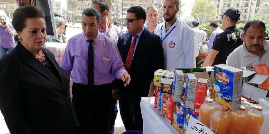محافظة البحيرة تستعد بـ 200 منفذ لبيع السلع التموينية قبل شهر رمضان