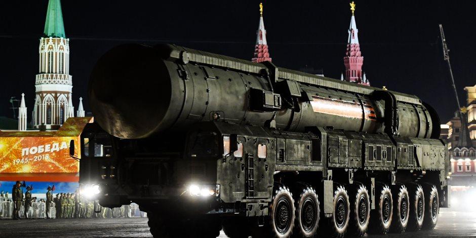 شاهد.. بروفات العروض العسكرية الروسية تمهيدا للاحتفال بعيد النصر