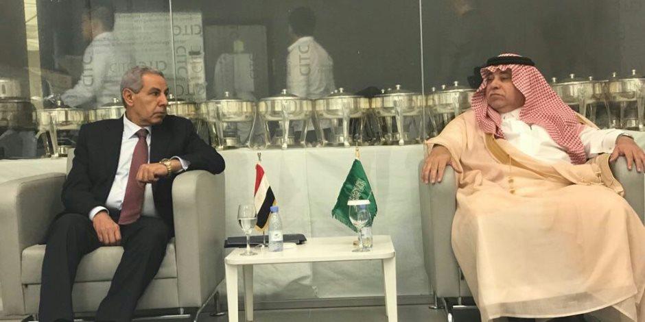 وزير الصناعة: لقاء موسع بأعضاء الجالية المصرية بالسعودية لعرض فرص الاستثمار بمصر