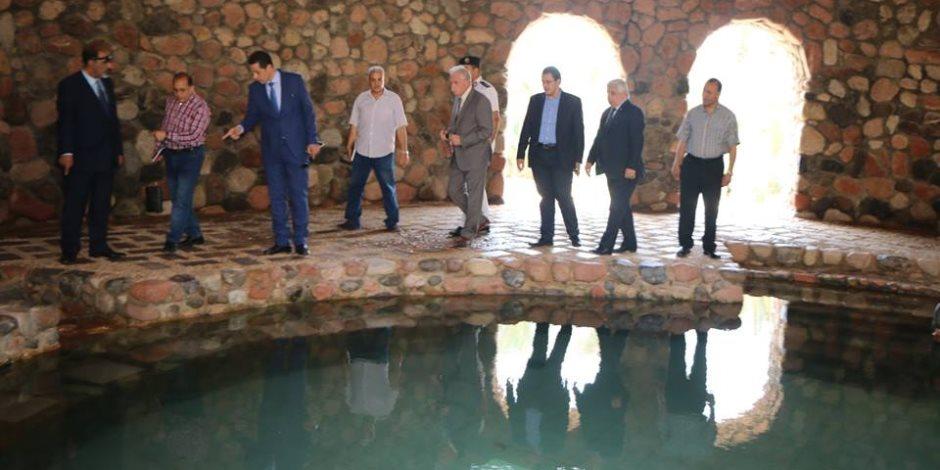 إنشاء منتجع للسياحة العلاجية في حمام موسى على مساحة 4 مليون متر (صور)