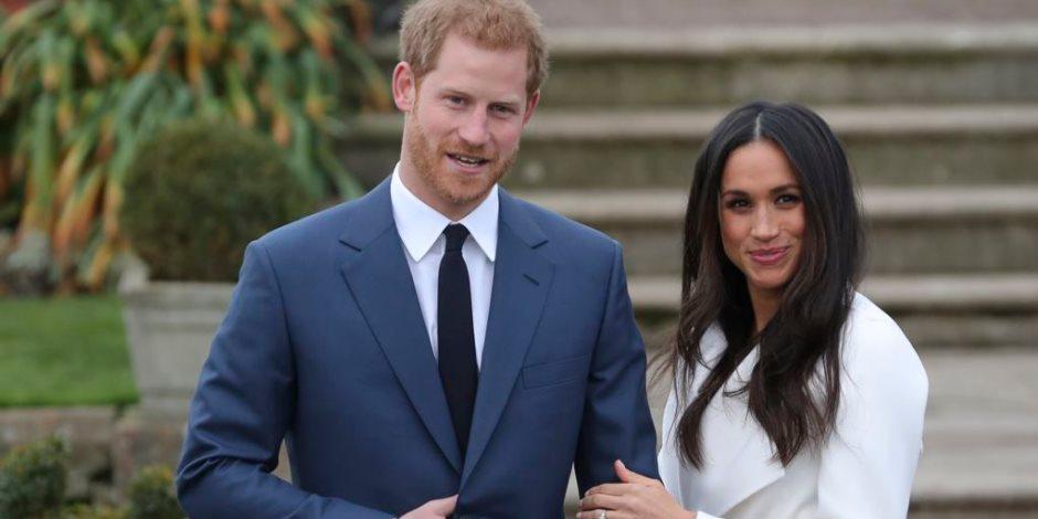 بدء فعاليات حفل زفاف الأمير هاري من الأمريكية ميجان ماركيل (بث مباشر)