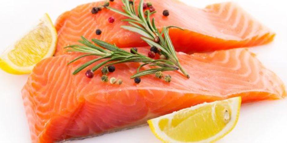 تناول الأسماك الدهنية مرتين أسبوعيا يقلل مخاطر الإصابة بأمراض القلب .. بلاش القلي