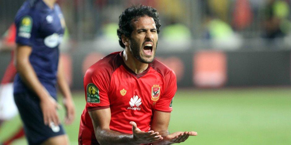 """الأهلى """"خيبة بالويبة"""".. 5 نقاط ضعف تهدد مشوار المارد الأحمر بالبطولة العربية"""