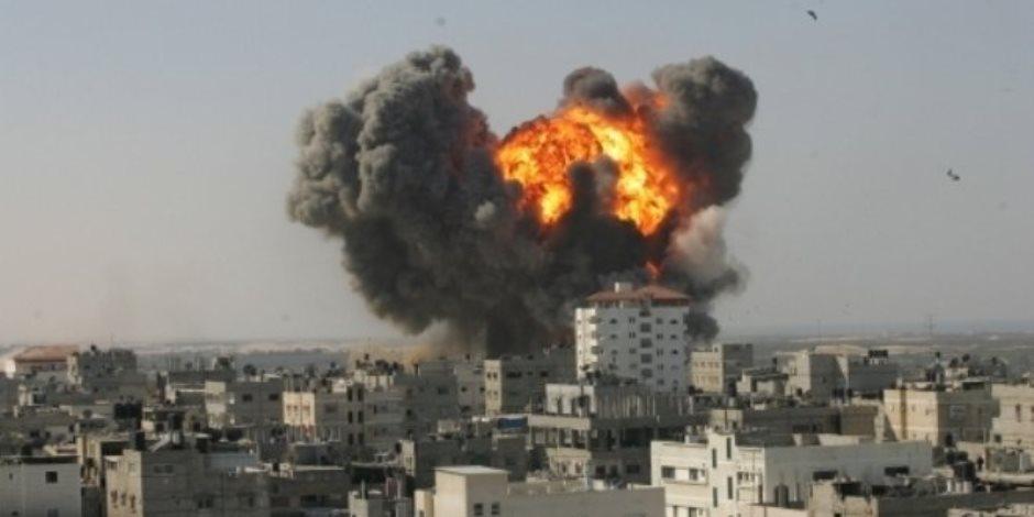 القسام تتوعد اسرائيل بعد مقتل ستة من عناصرها بانفجار فى غزة