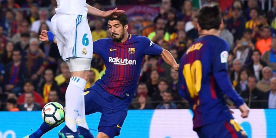 الكشف عن موعد مبارتي الكلاسيكو بين برشلونة وريال مدريد