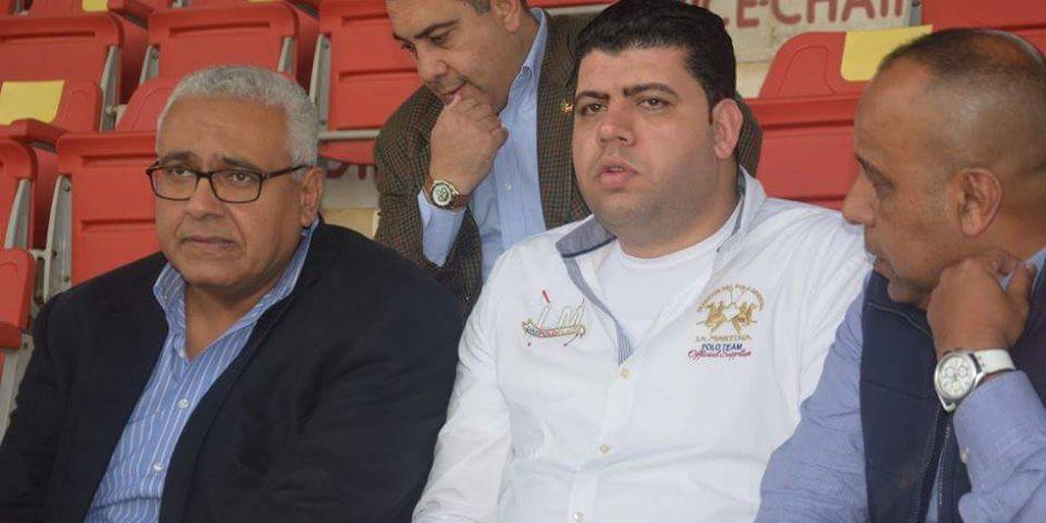 المصري: لم نطلب حكام محددة لإدارة مباراتي الإسماعيلي والأهلي
