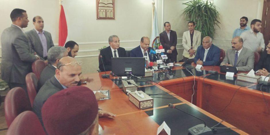 علاء أبوزيد: استمرار مبادرة مطروح تحارب الغلاء بتخفيض ٣٠٪ لـ ١١٧ سلعة