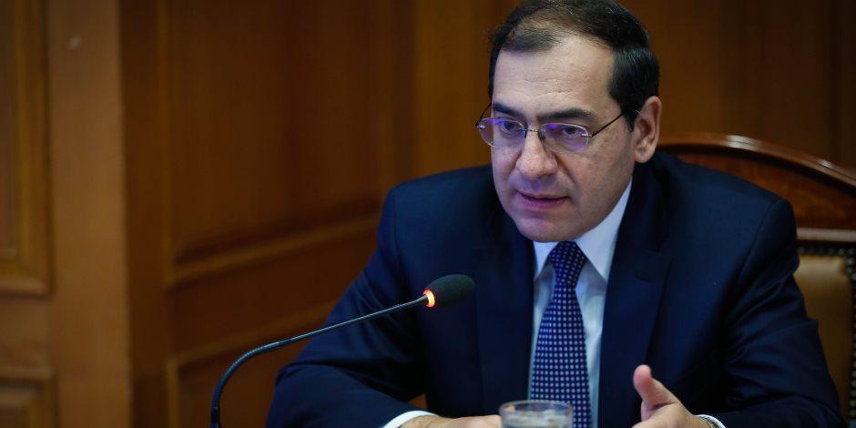 مشروعات البتروكيماويات الجديدة قريبا.. وزير البترول: تحقق أعلى قيمة مضافة