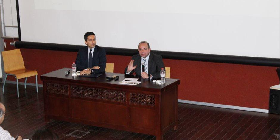 محمد فريد: البورصات لها دور كبير في بناء اقتصادات تنافسية