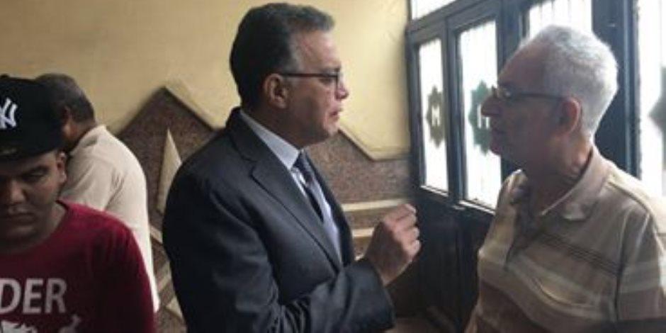 هشام عرفات : ازدواج محطتي مترو المرج يخفض زمن التقاطر  إلى 3.5 دقيقة