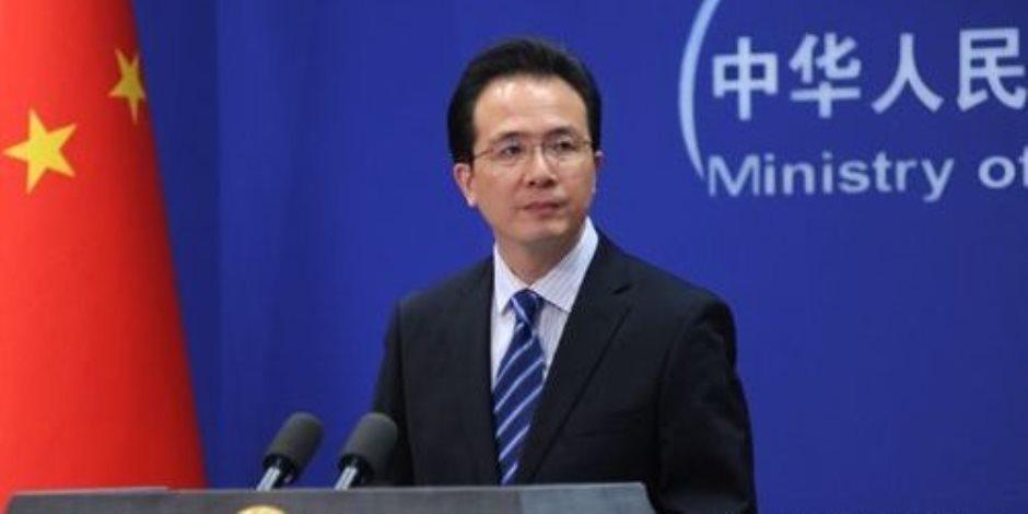 الصين: انسحاب أمريكا من الاتفاق النووي الإيراني أمر مؤسف