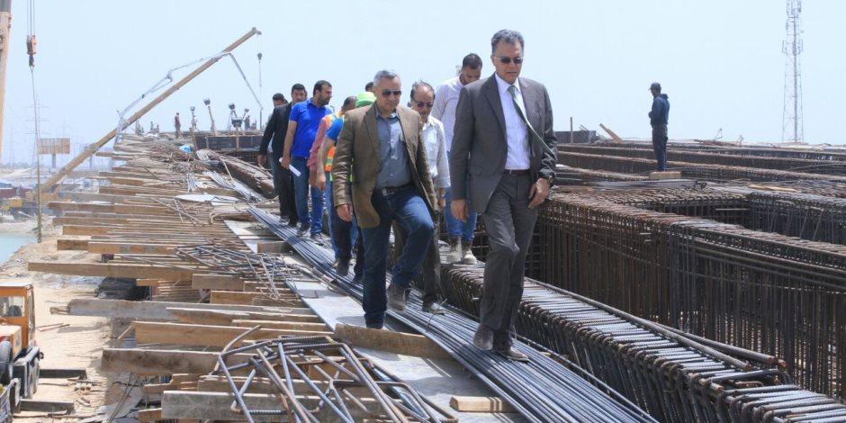 وزير النقل: الأربعاء الاحتفال بانطلاق مكينة الحفر العملاقة من مترو العتبة لإمبابة