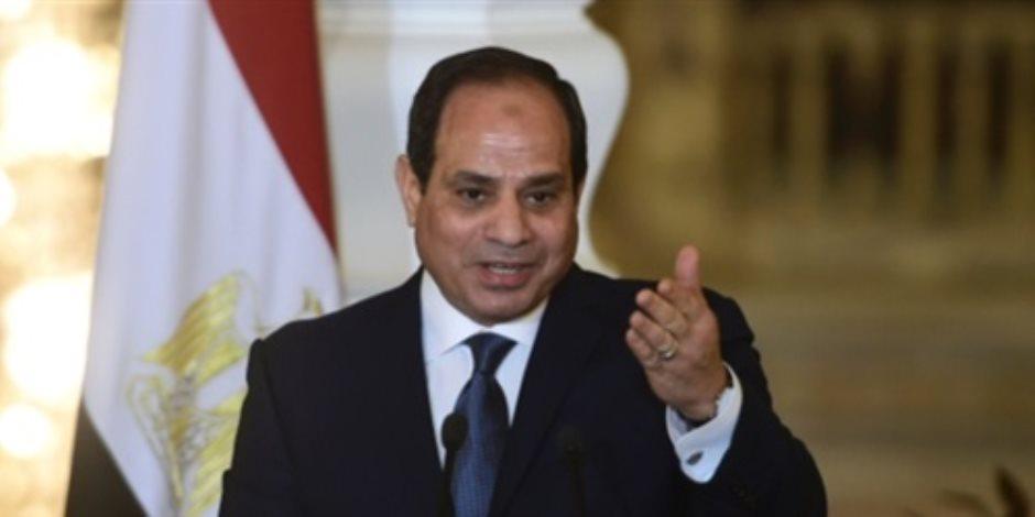 مصبحة مصر فوق الجميع.. ماذا قال سفير إثيوبيا عن لقاءه بالرئيس السيسي؟
