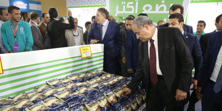 معرض «إكسبو سوبر ماركت أهلا رمضان» يفتح أبوابه للجمهور