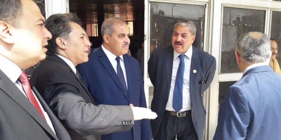 افتتاح المرحلة الأولى من تجديد مستشفى الحسين الجامعي بتكلفة 30 مليون جنيه (صور)