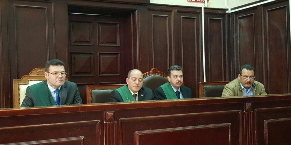 غدًا.. الحكم على 13متهمًا فى أحداث الهروب الكبير  بسجن المستقبل بالإسماعيلية