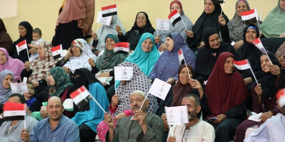 صندوق تحيا مصر يعلن 5 قرى بمحافظة المنوفية خالية من فيروس سي ويوزع 7 أطنان لحوم (صور)