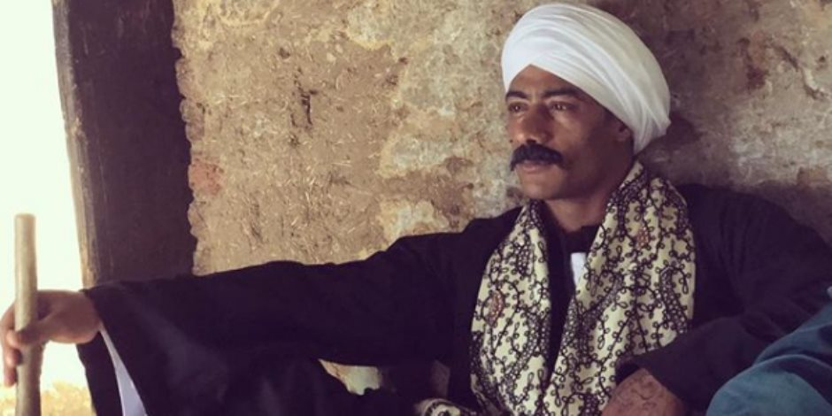 محمد رمضان ينشر فيديو جديد من كواليس «نسر الصعيد»