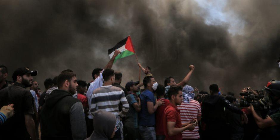 استشهاد رضيعة فلسطينية إثر استنشاقها للغاز شرق غزة