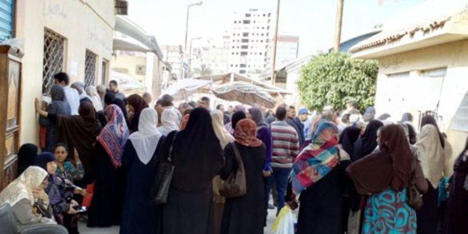 تموين الأسكندرية تنهي استعداداتها لاستقبال شهر رمضان لتوفير احتياجات المواطنين