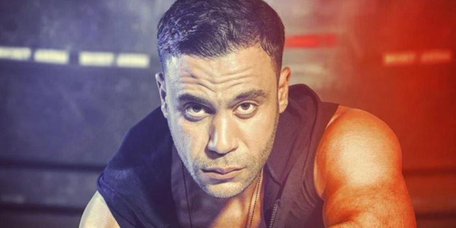 محمد إمام يشوق جمهوره بأقوى مشهد أكشن
