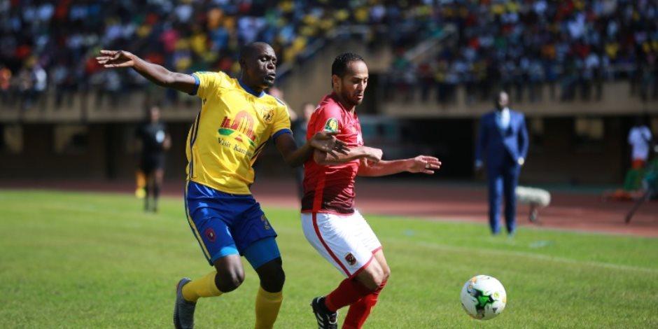 كمبالا يهين الأهلي «العشوائي» بثنائية في دوري أبطال إفريقيا (صور)
