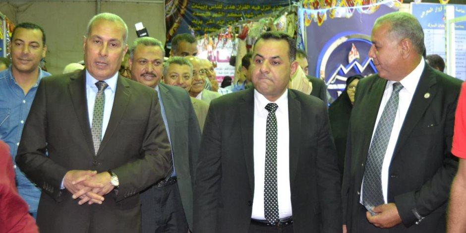 مساعد وزير التموين: سننفذ مشروعات عملاقة بالسويس في الخطة الجديدة