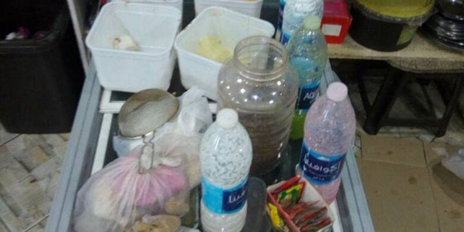 غلق 7 أماكن غير مؤهلة للعمل في مجال الأغذية والمشروبات بجنوب سيناء