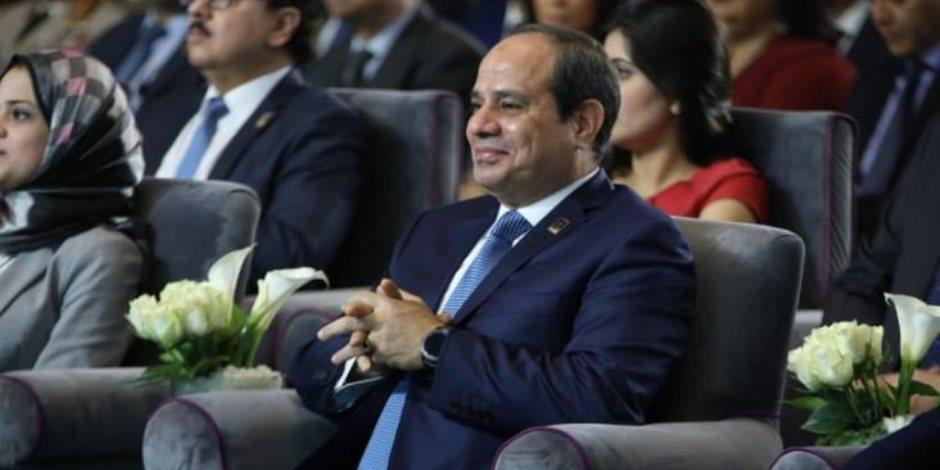 تعليقاً على غرق التجمع..  الرئيس السيسي لوزير الإسكان: «متزعلش»