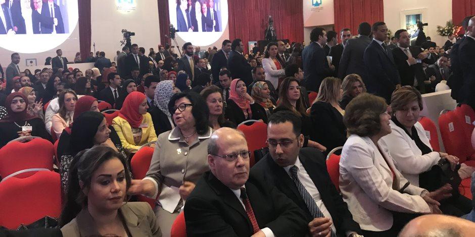 بعد قليل.. الرئيس السيسي يفتتح مؤتمر الشباب الخامس