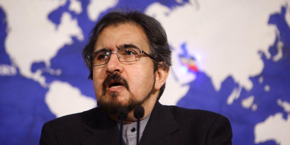 إيران: العقوبات الأمريكية تهدف إلى عرقلة الاتفاق النووي
