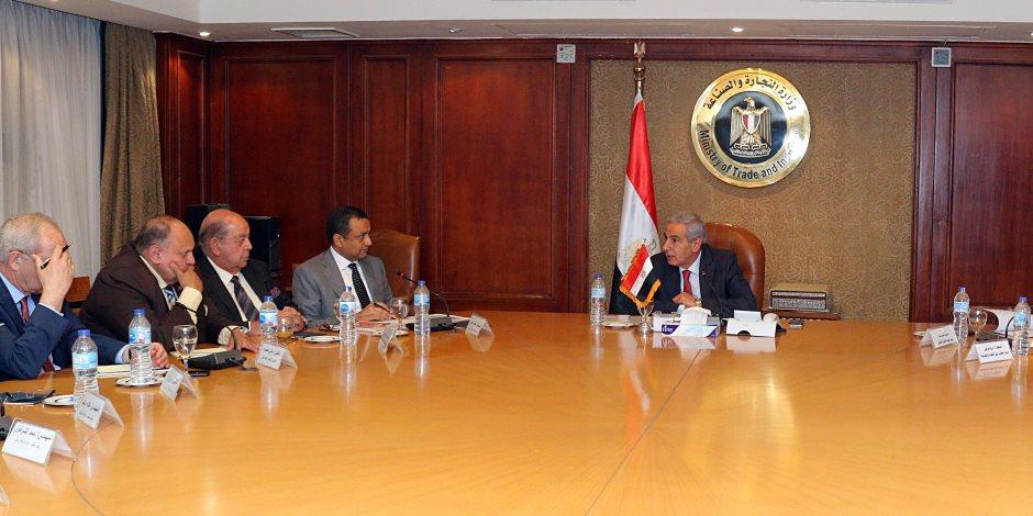 وزير الصناعة: استثمارات بريطانيا فى مصر 5.6 مليار دولار بـ1450 مشروعا