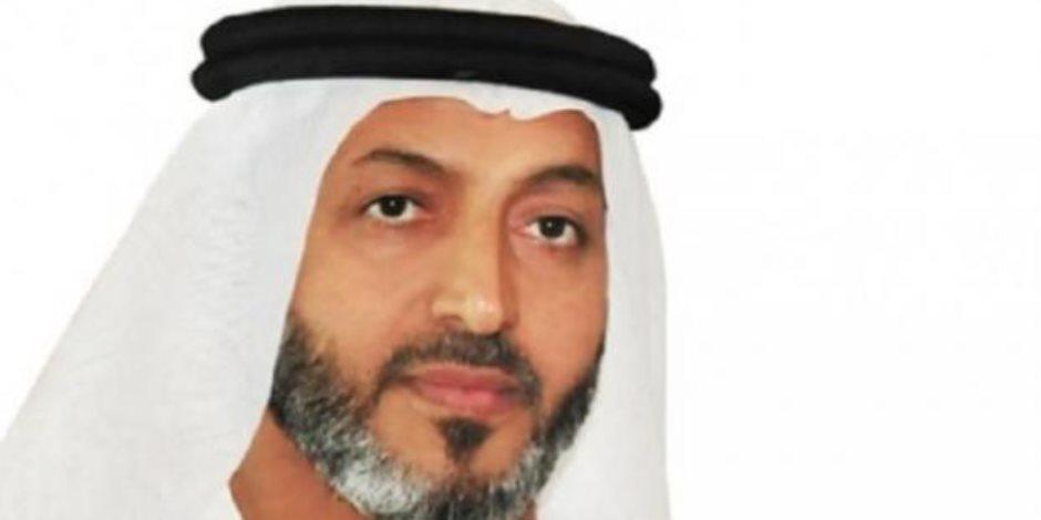 وفاة والدة رئيس الشئون الإسلامية والأوقاف وسفير الإمارات بإيران