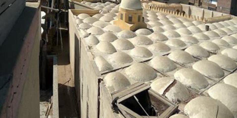 بعد بدء ترميمه.. مسجد زغلول الأثري الذي انطلقت منه المقاومة الشعبية ضد حملة فريزر في رشيد