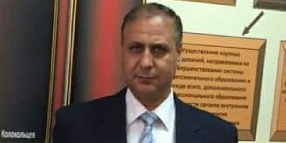 وفاة وكيل تنفيذ الأحكام بالأمن العام في حادث سير على طريق الصعيد