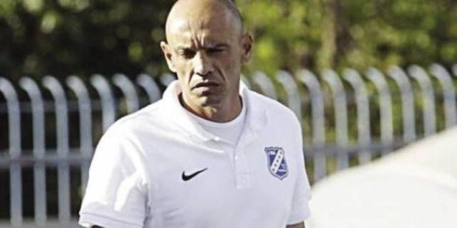 اليونانى تاكيس جونيس مديراً فنياً لوادي دجلة الموسم المقبل