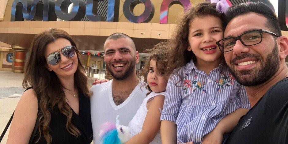 إطلالة جديدة ليارا نعوم على تويتر بصحبة عائلتها