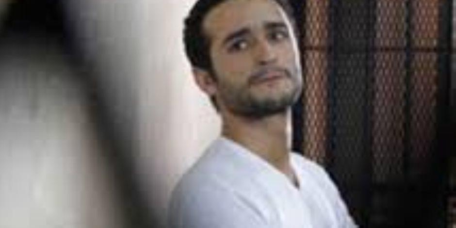 مستأنف المعادى ترفض نقض أحمد دومة وتؤيد تغريمه بتهمة إهانة القضاء