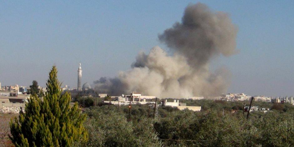 الجيش السوري يسيطر على الحدود الجنوبية