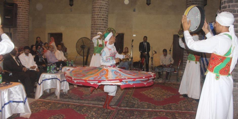 أسيوط تنشط السياحة بأمسية رمضانية بوكالة شلبي الأثرية (صور)