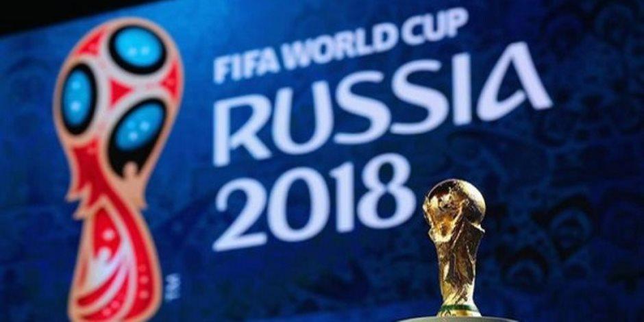 يارب فرحنا.. السلام الوطني وطبلة بلدي في روسيا قبل مباراة مصر واوروجواى (فيديو)