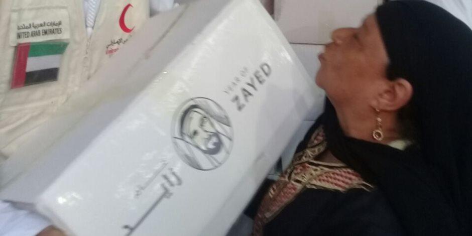 الهلال الأحمر الإماراتي ينفذ مشروعات رمضانية في القاهرة ضمن عام «زايد»