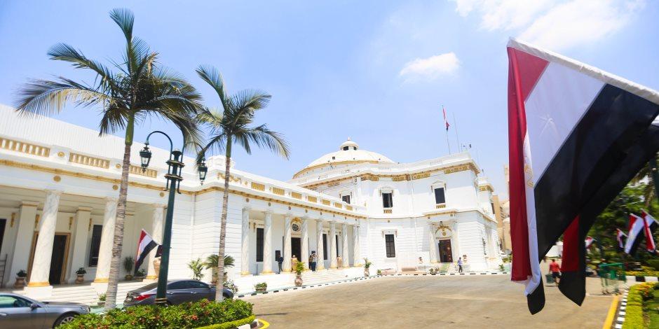 كيف يستقبل مجلس النواب الرئيس السيسى لأداء اليمين الدستورية؟(صور )