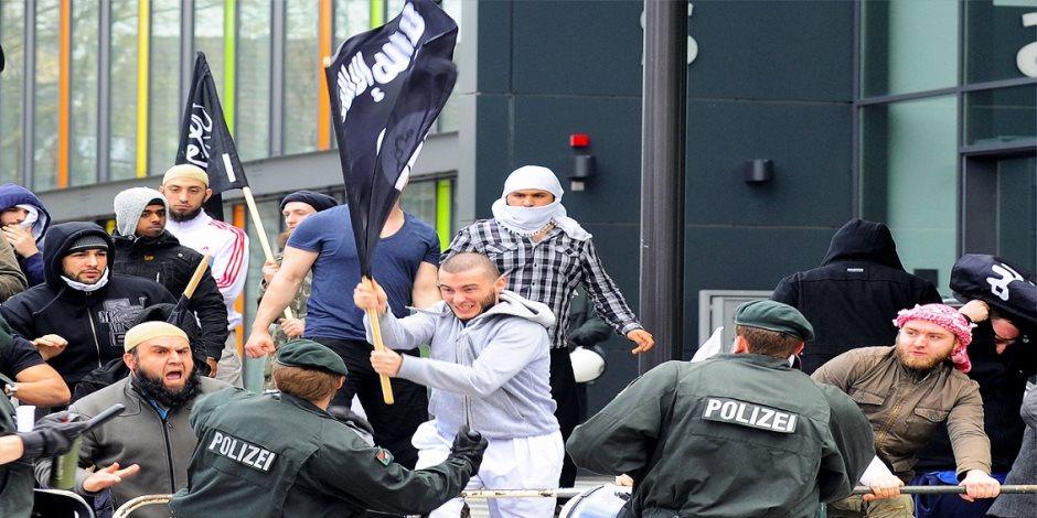 بـ«القانون» ألمانيا تفتح ذراعيها لمقاتلي داعش.. و«الجنسية» كلمة السر