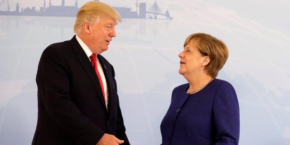 ميركل VS ترامب.. هل تحمي الولاية الرابعة الليبرالية العالمية؟