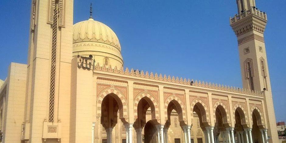 تمتد موائده بالساحة الخارجية في رمضان.. السيد البدوي أكبر مساجد طنطا