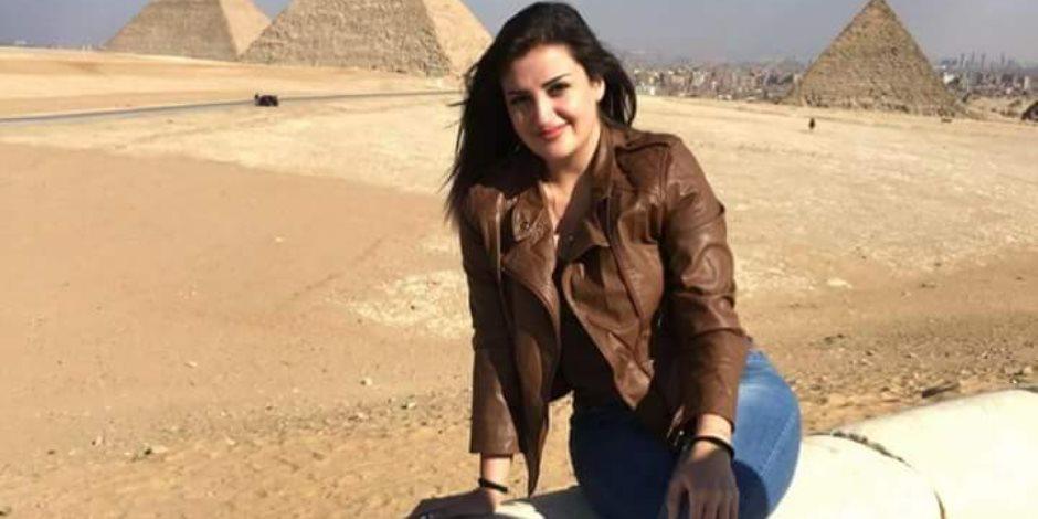 «أنا آسفة».. اللبنانية منى المذبوح تعتذر عن الإساءة للشعب المصري (خاص)
