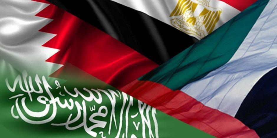 عام على تأديب قطر.. الرباعي العربي يعاقب «الدوحة» على دعمها للإرهاب