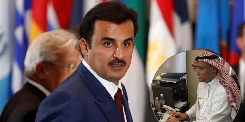 بعد توجهه إلى تركيا.. من يدفع بأمير قطر إلى الهاوية ؟.. سياسي سعودي يجيب لـ«صوت الأمة»